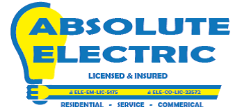 Absolute Electric LLC Logo